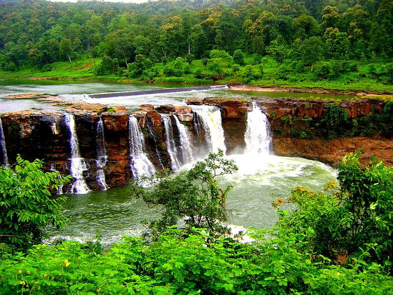 Giradhodh Falls