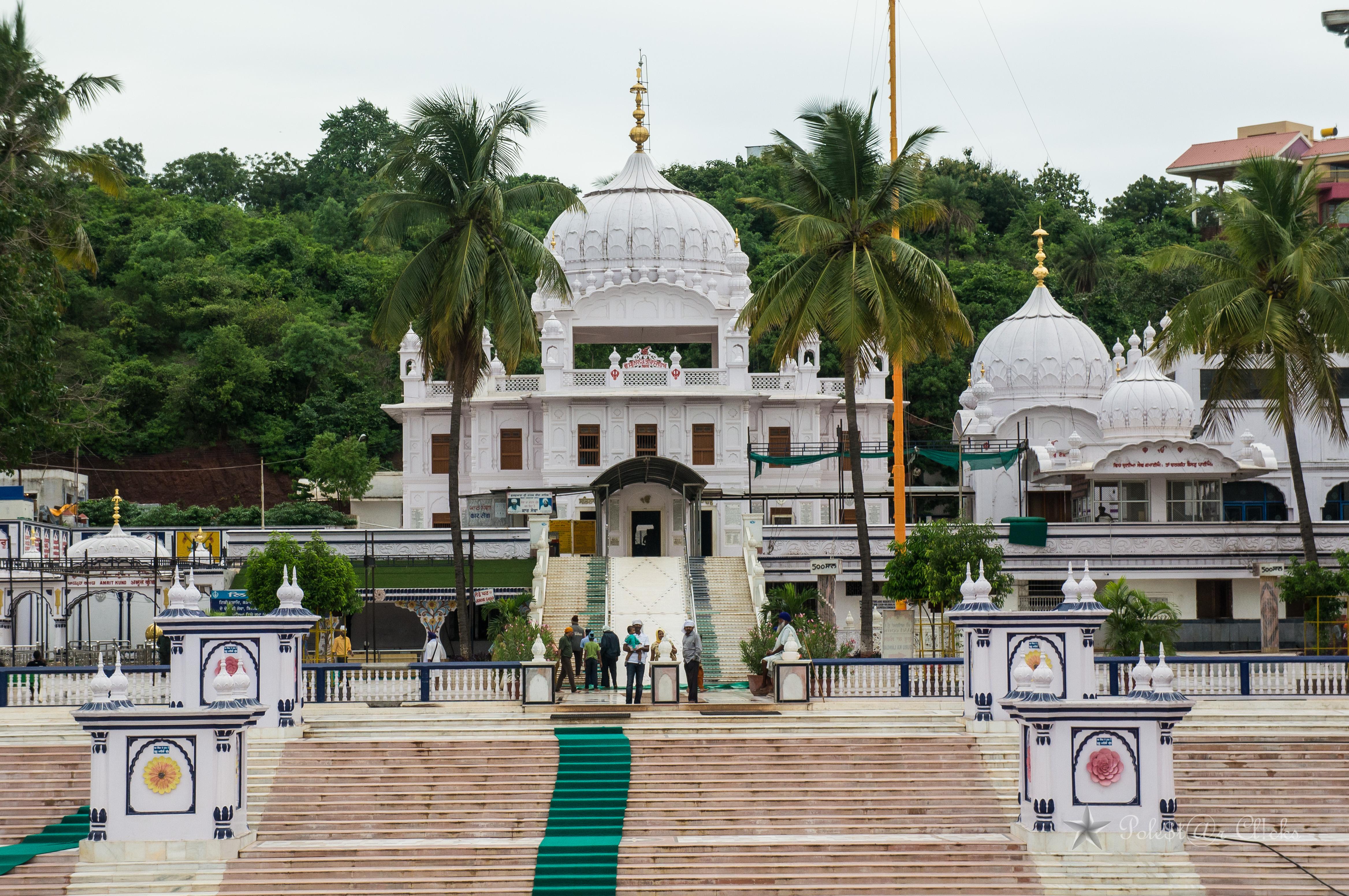 Gurudwara Nanak Jhira Sahib