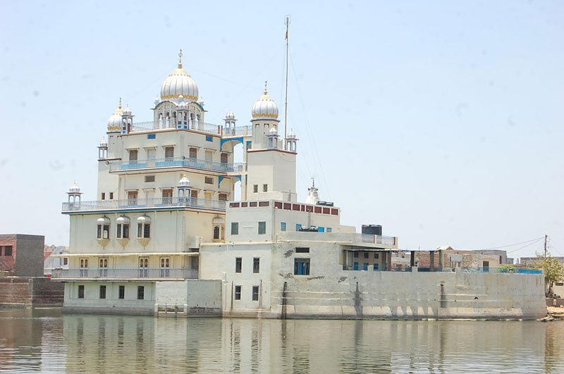 Gurudwara Shri Guru TegBahadur Sahib