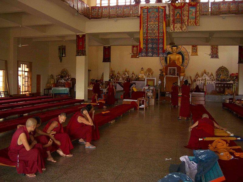 Gyuto Monastery