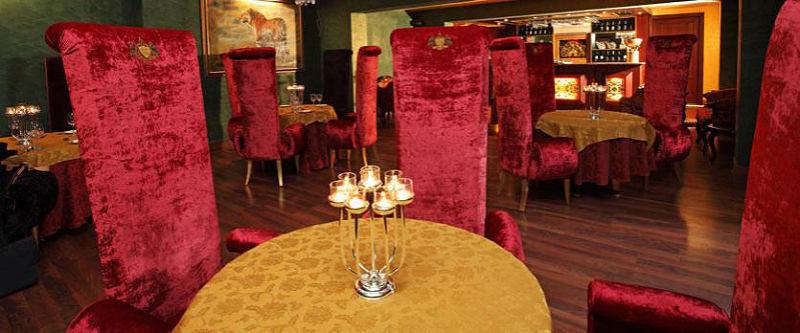 Hanwant Mahal Restaurant