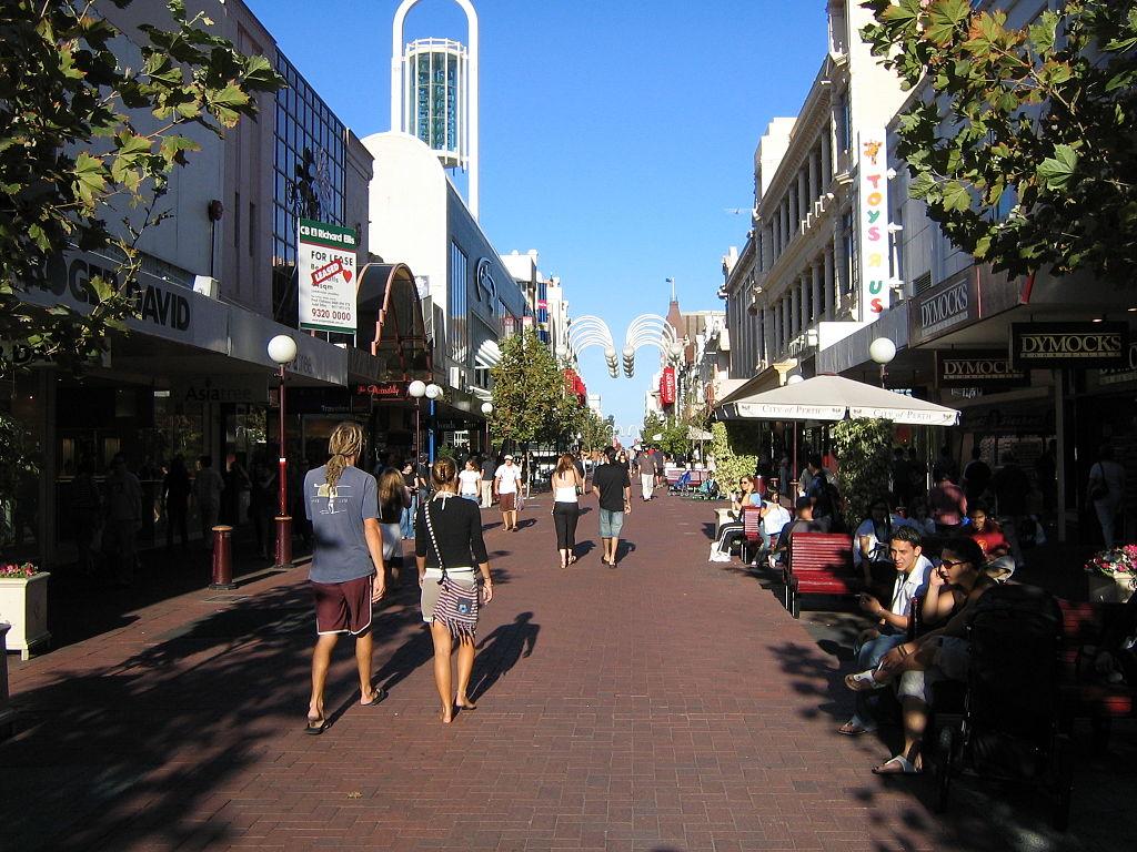 Hay Street Mall