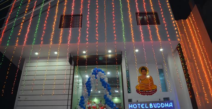 Hotel Buddha & Restaurant