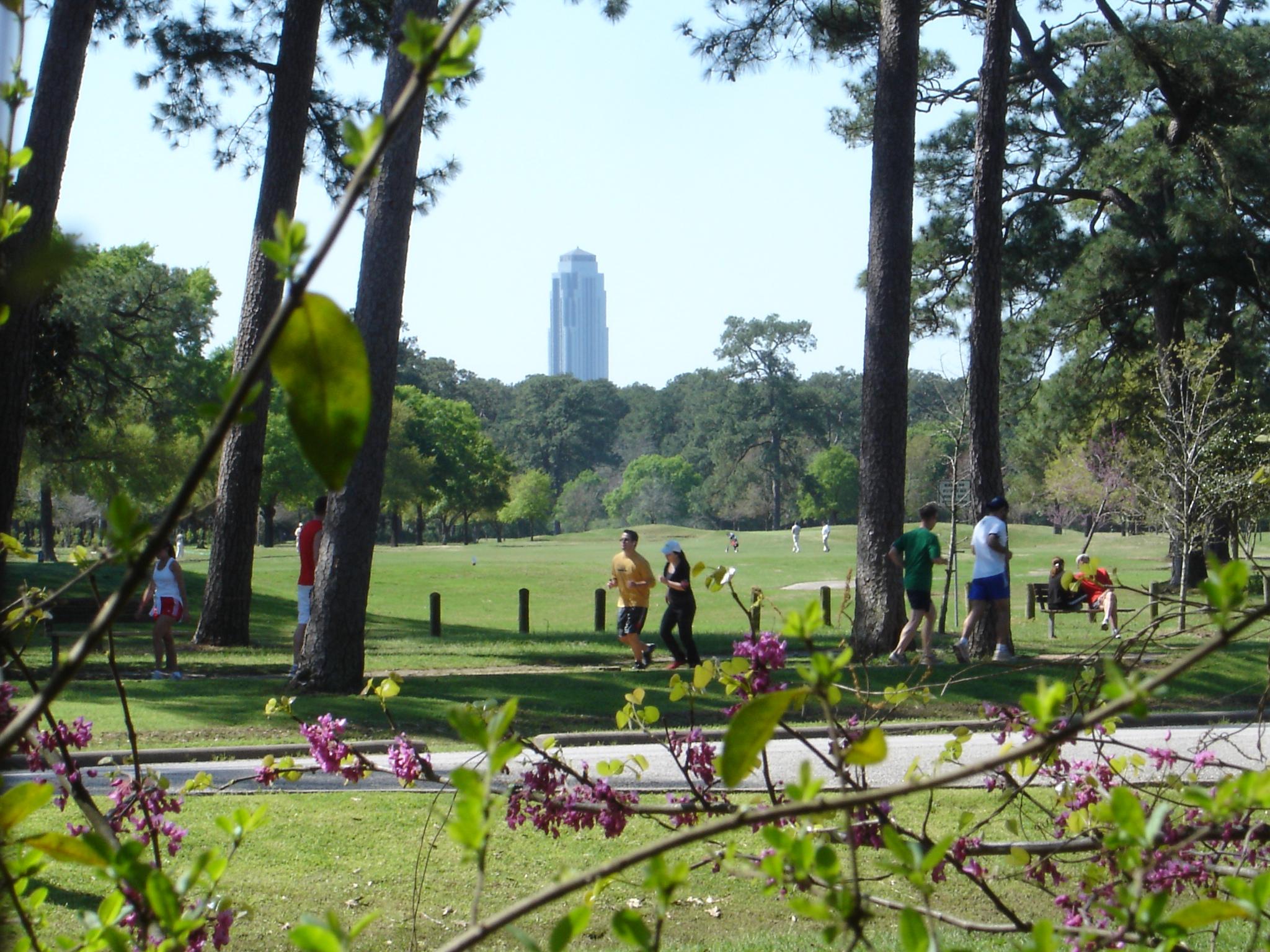 Houston Arboretum and Memorial Park