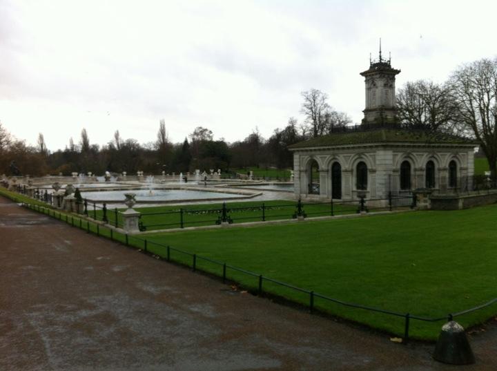 Hyde Park & Kensington Gardens