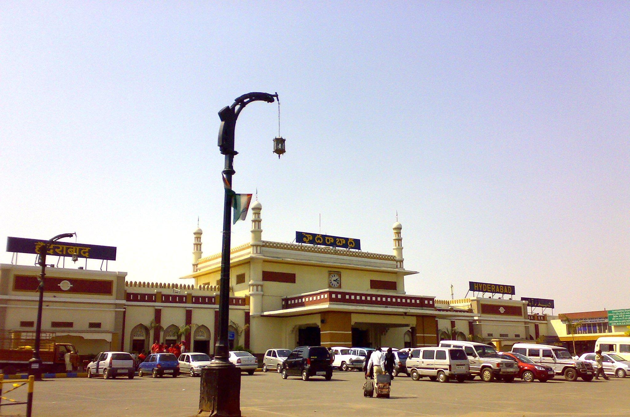 Hyderabad Decan Railway Station