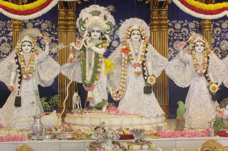 ISKCON Temple, Tirupati