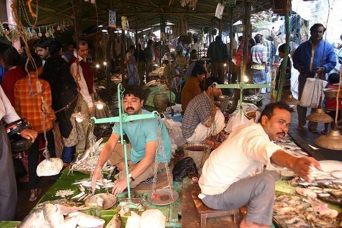Jadu Babu's Bazaar