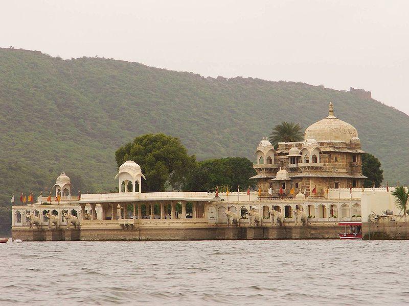 Jag Mandir Island Palace
