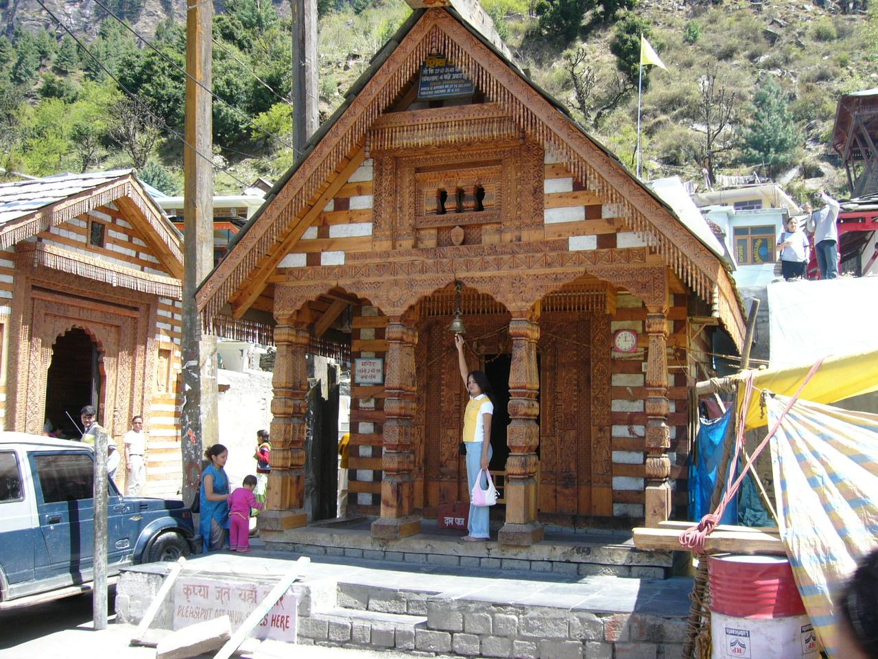 Jamula Temple