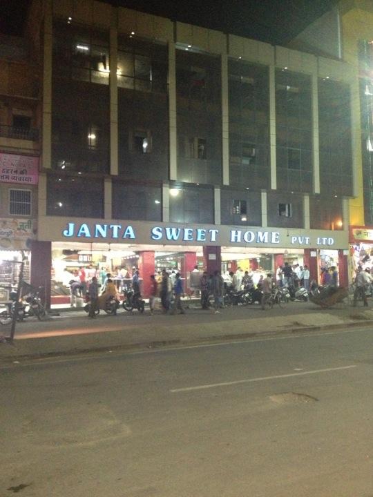 Janta Sweets Home