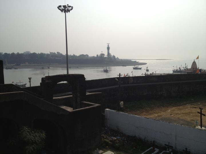 Jetty Fort Nani Daman