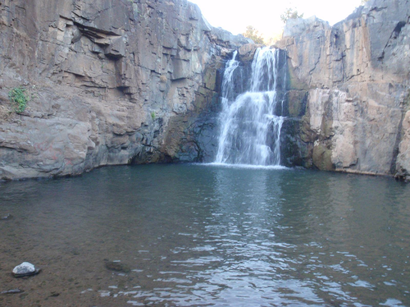 Jhanjhari Waterfall