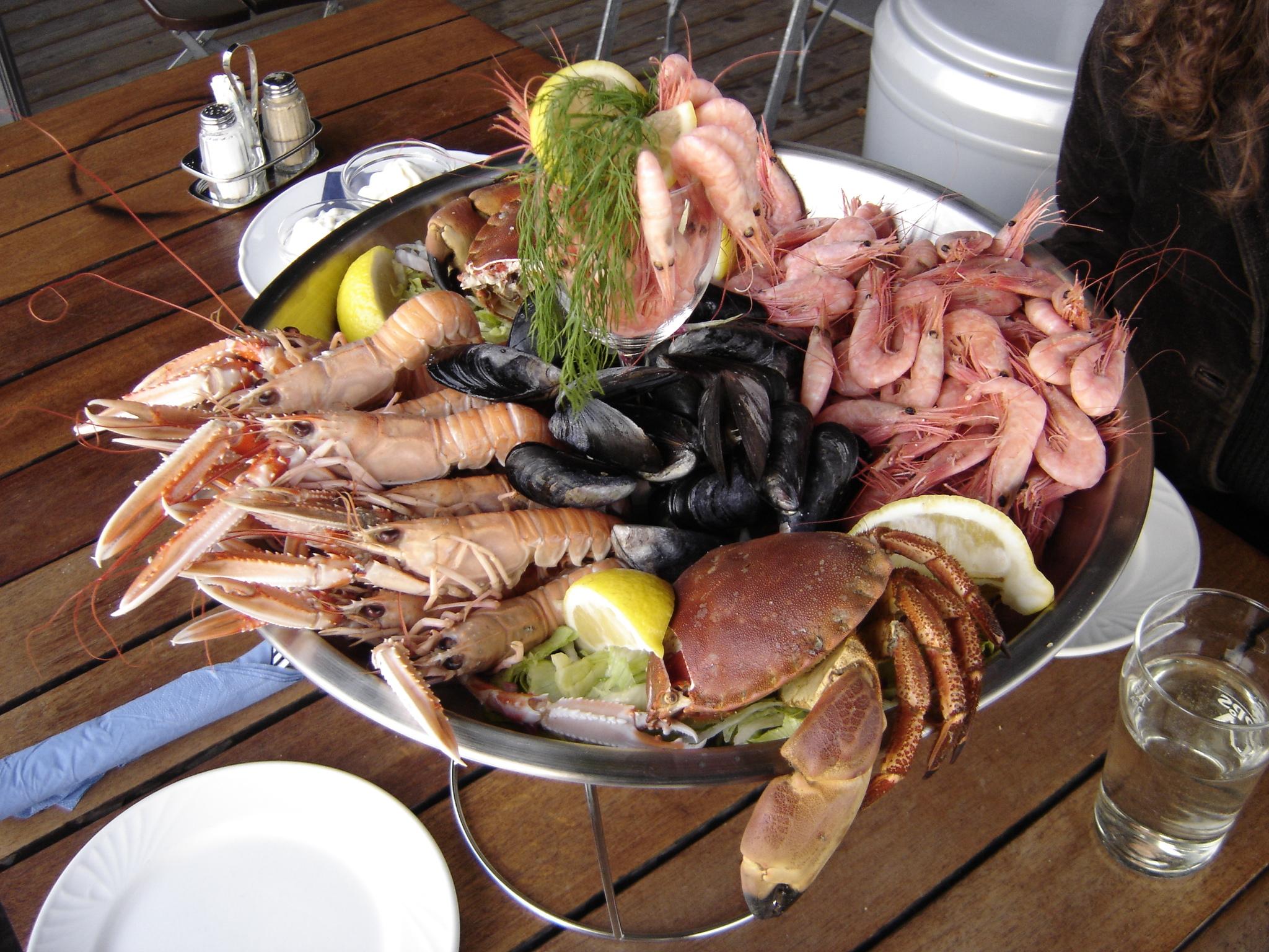 Joe's Seafood, Prime Steak & Stone Crab - Las Vegas