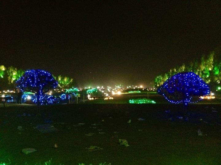 Jubilee Park (Jayanti Sarovar)
