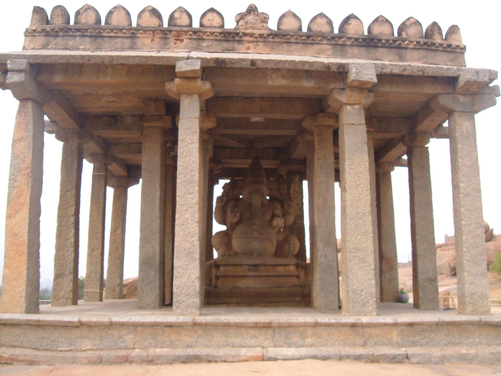 Kadalekalu Ganesha Temple