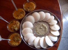 Kadambam Iyengar Cuisine