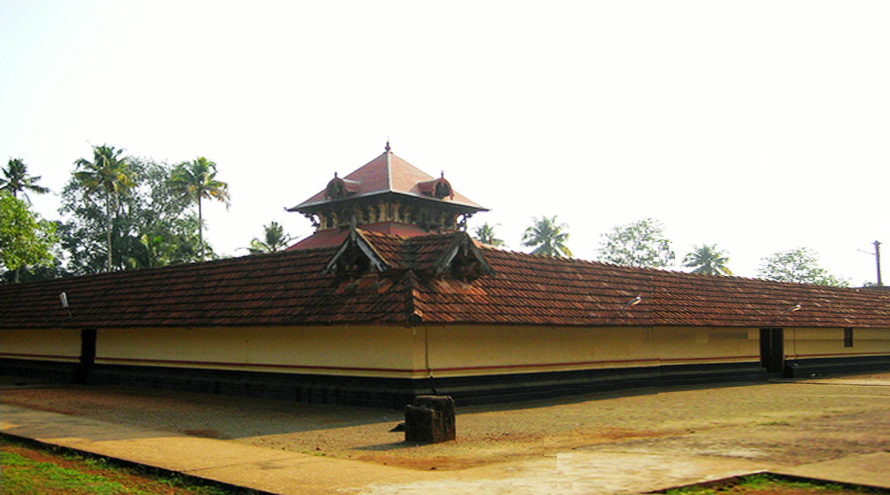 Kaduthuruthy Shiva Temple, Chottanikkara