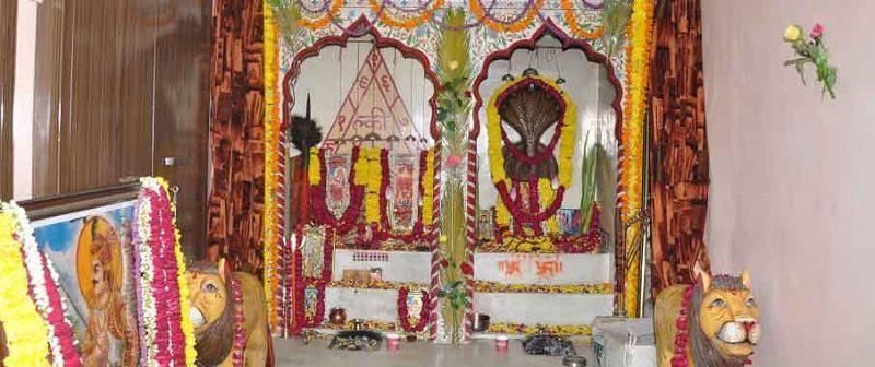 Kaila Devi Mata Mandir