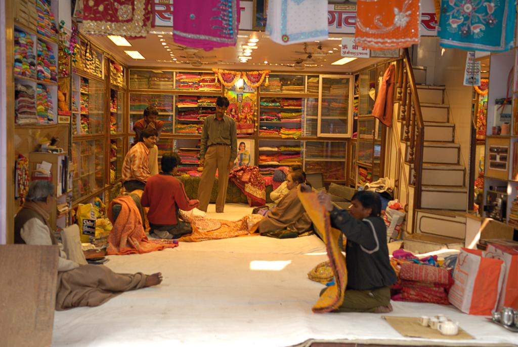 Kala Mahal Bazaar
