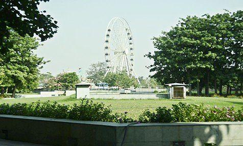 Kalindi Kunj Park