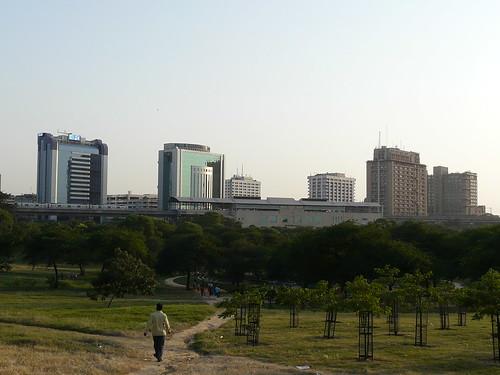 Kalkaji District Park