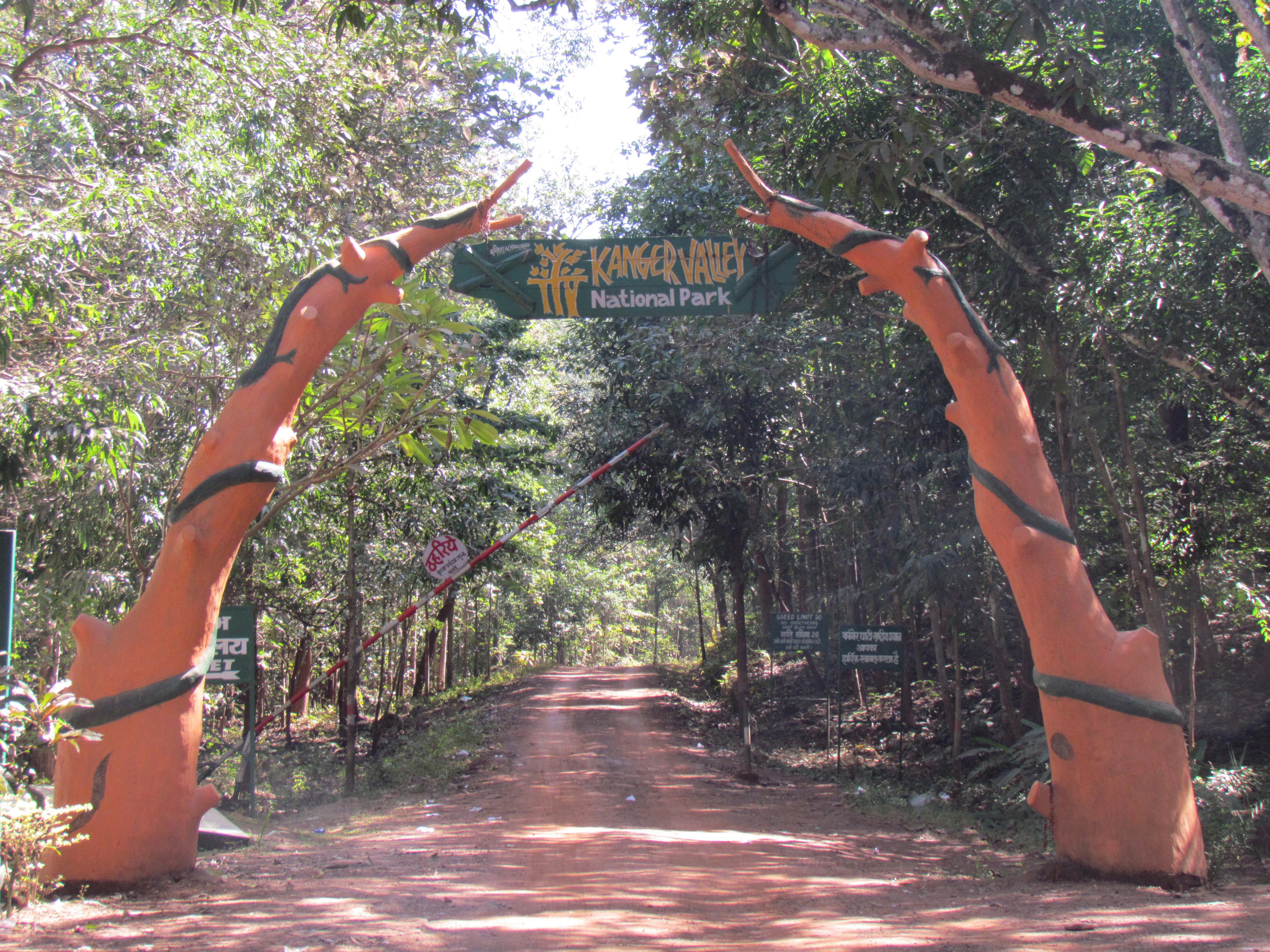 Kanger Valley National Park