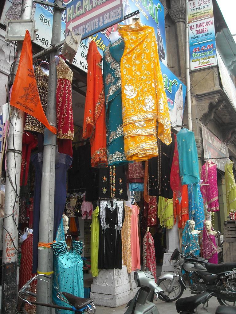 Kashmiri Bazaar