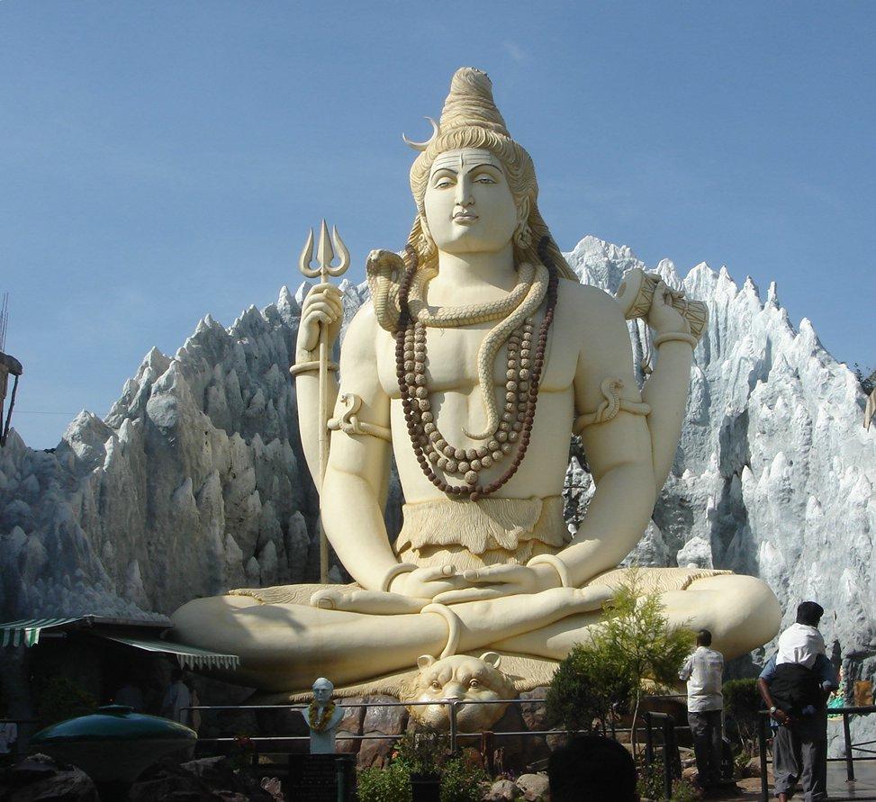 Kempfort Shiva Temple
