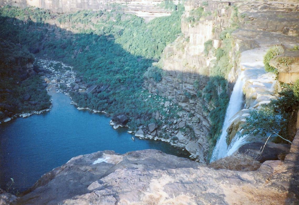 Keoti Waterfall