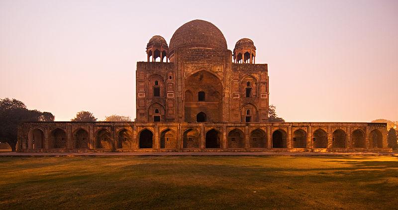 Khan-I-Khana's Tomb
