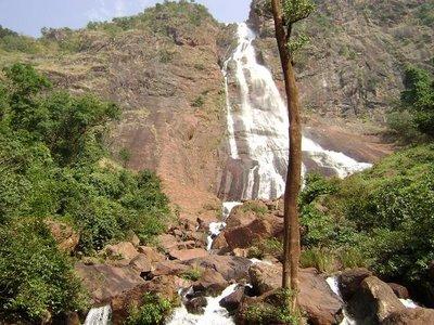 Khandadhar Waterfalls