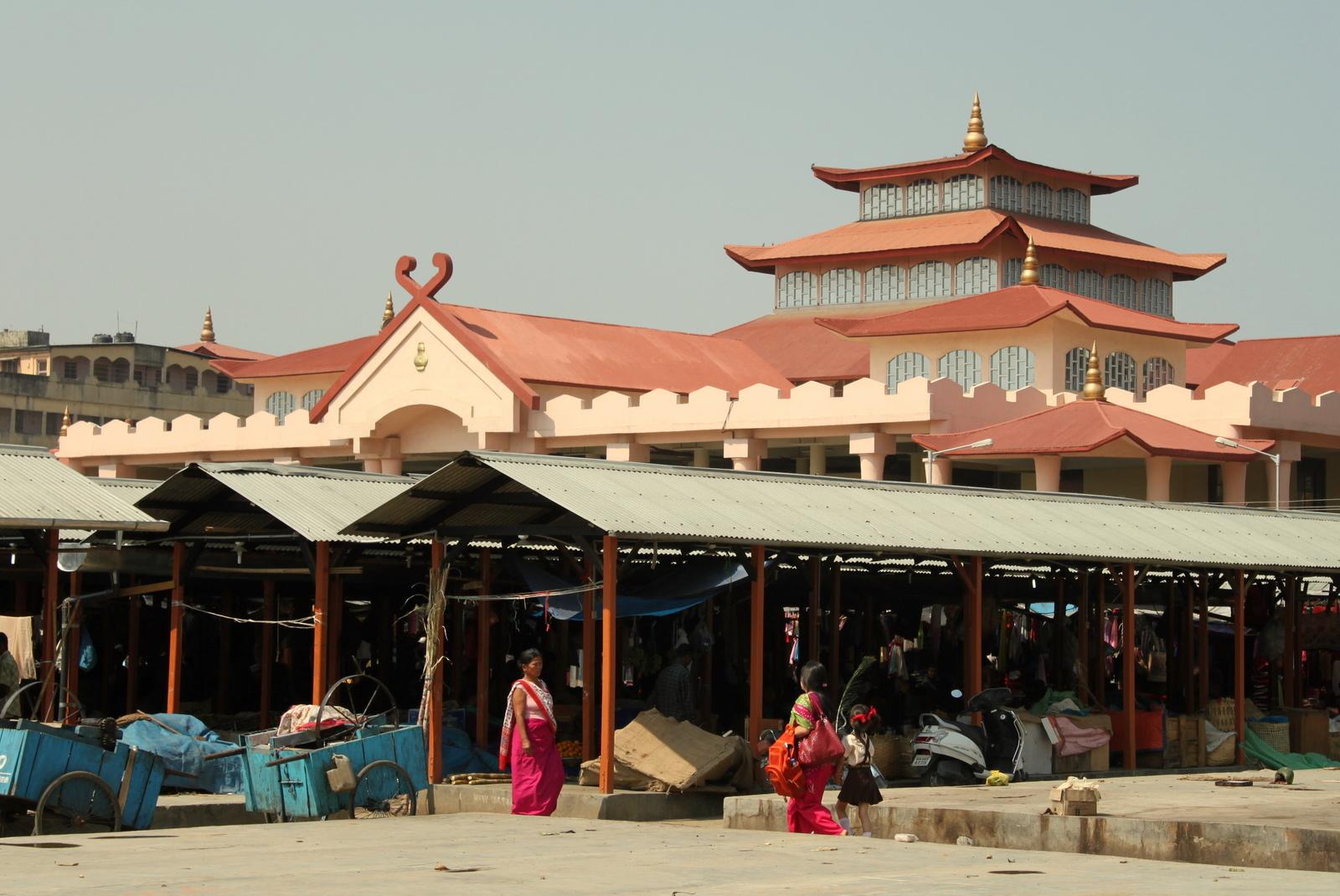 Khwairamband Bazaar