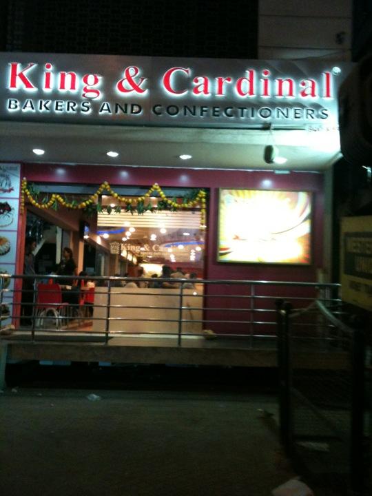 King & Cardinal Bakery