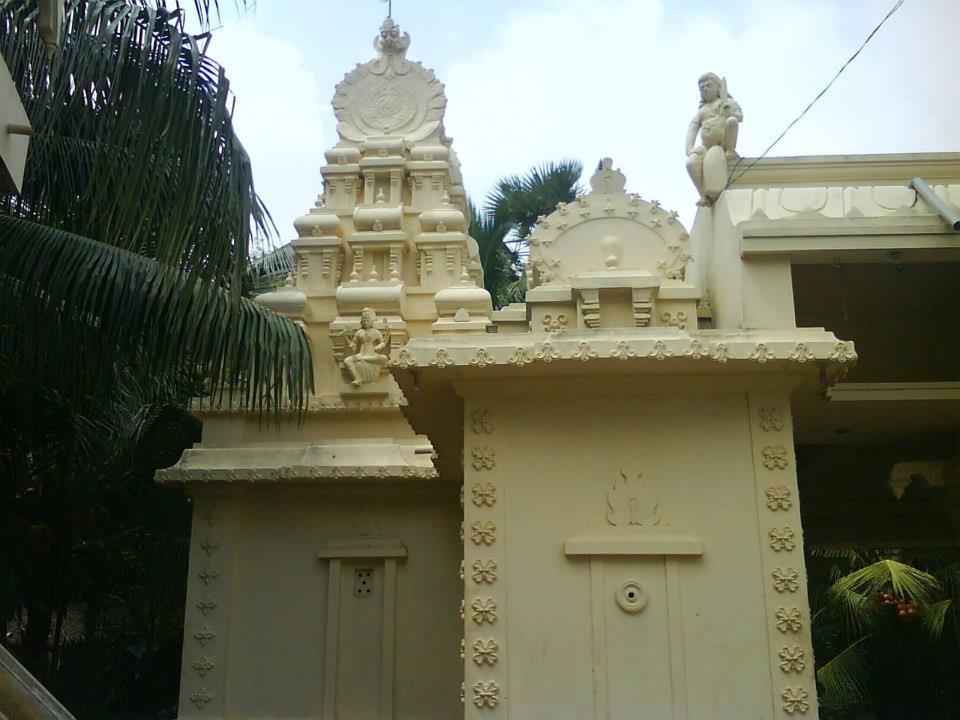 Koilvilai Temple Garden
