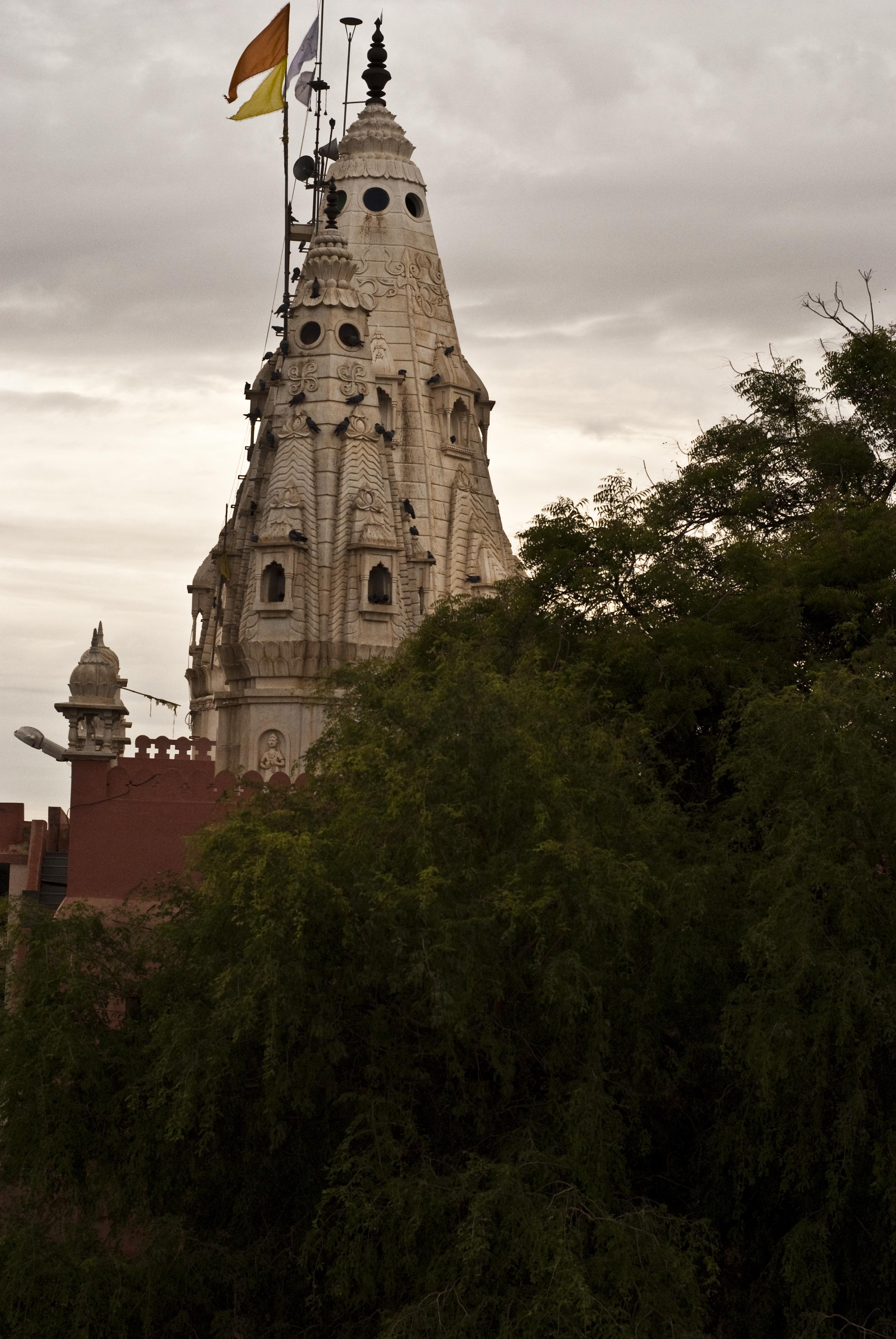 Kolayatji Temple