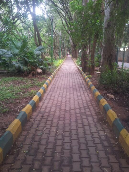 Krishna Rao Park