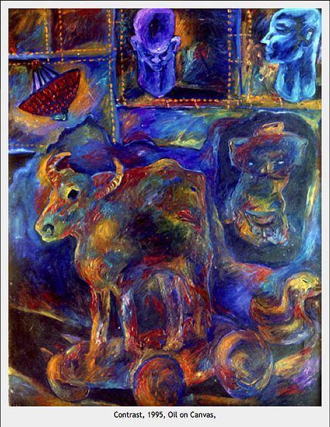 Krishnas Collection Art Gallery