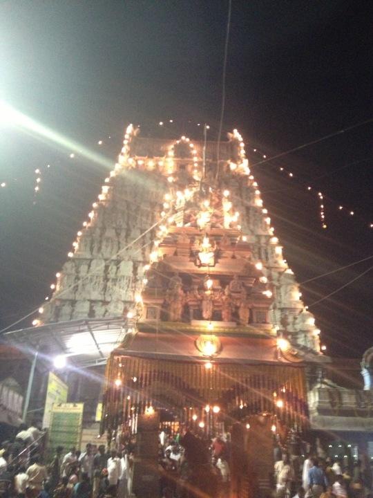 Kubera Lingam Temple