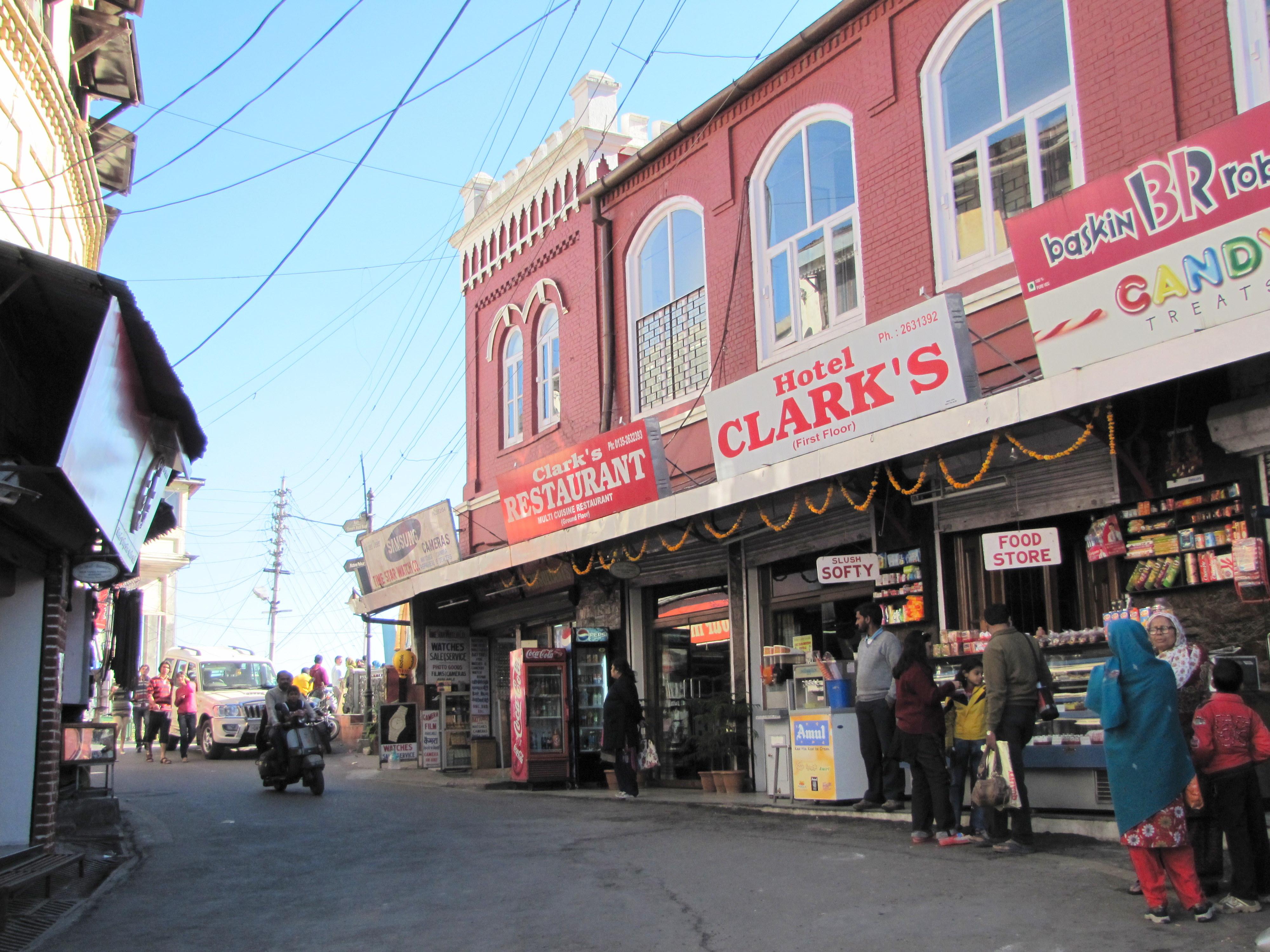 Kulri Bazaar