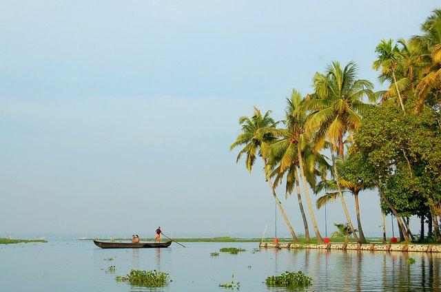 Kumarakom Beach