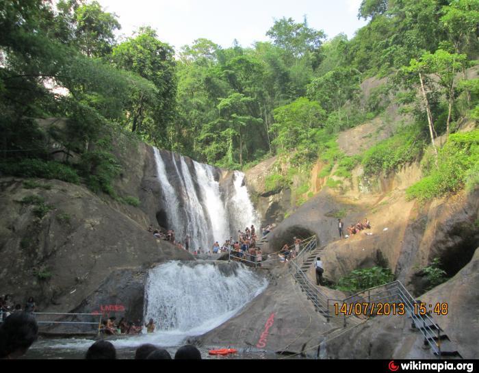 Kumbavuruti Falls