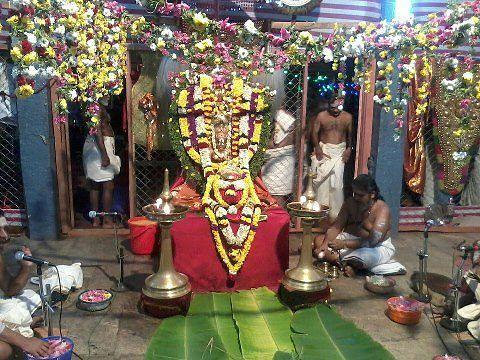 Kurumbakavu Temple