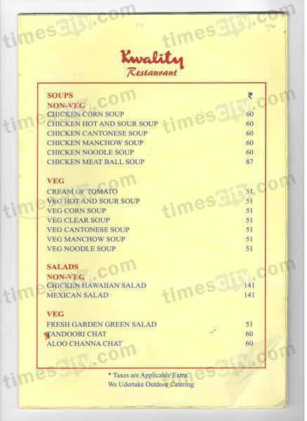 Restaurants near & around tivoli cinema secunderabad with