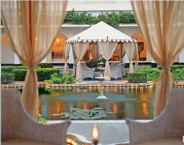 Lake Palace Restaurant