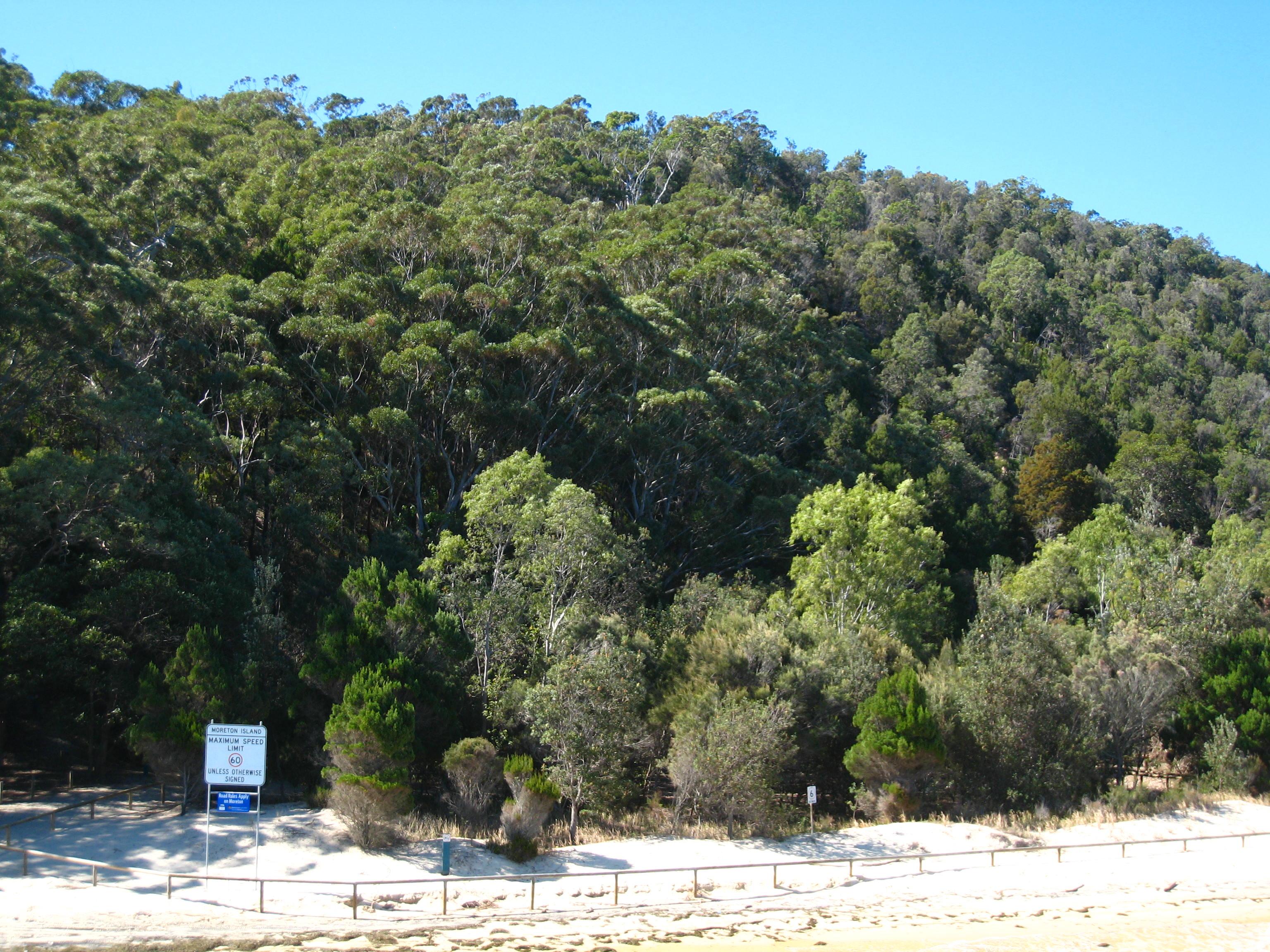 Landfall Island Wildlife Sanctuary