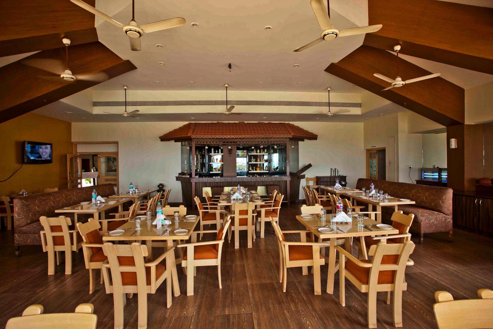 Longuinho's Restaurant (A taratuga)