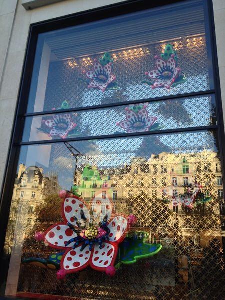 Louis Vuitton Paris Champs-Elysees