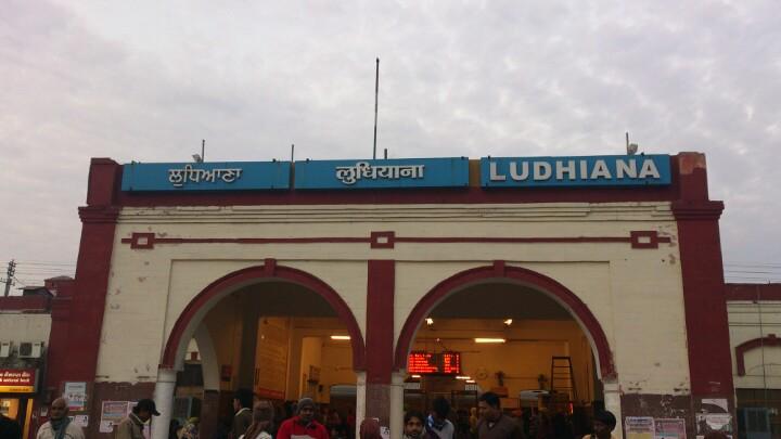 Ludhiana Jn Train Station