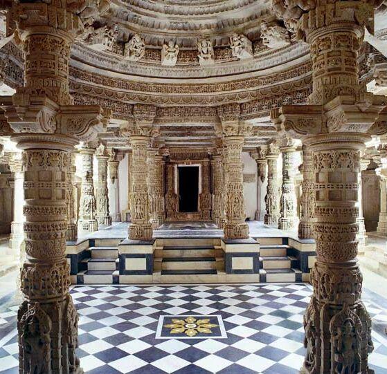 Luna Vasahi Temple